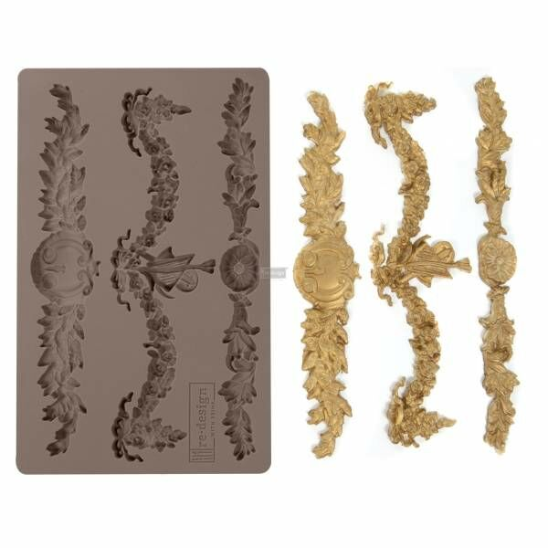 Redesign Mould Glorious Garland Shabby World