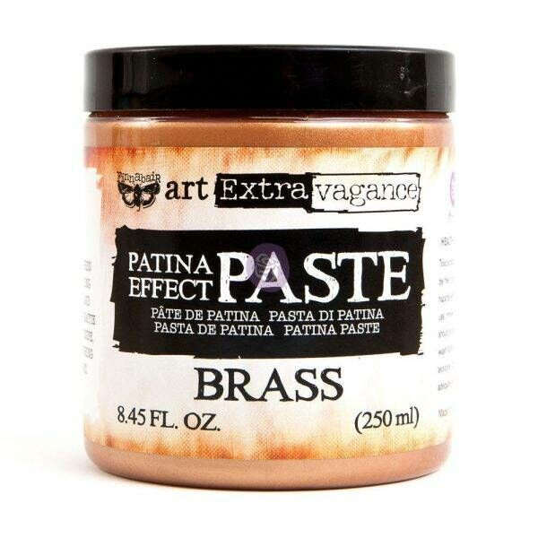 ReDesign Effekt Paste Patina Brass 250ml Shabby World