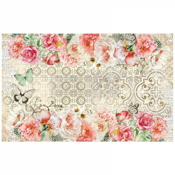 Redesignwithprima Shabby World Living Coral