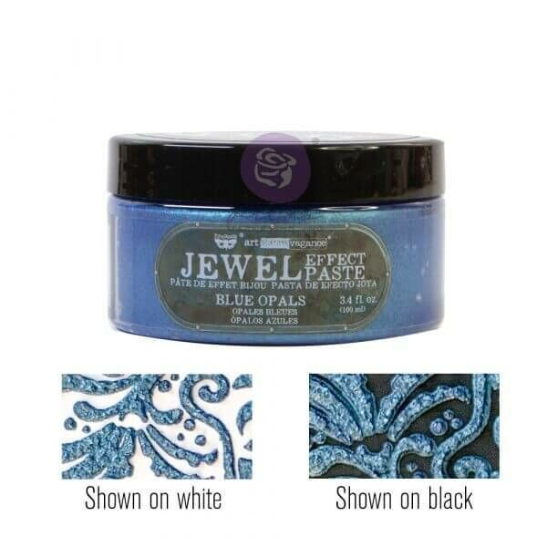 ReDesign Texture Paste Jewel blue opals Shabby World